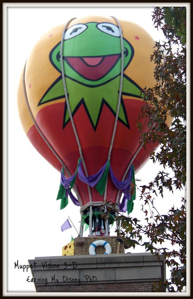Muppet Vision 3-D