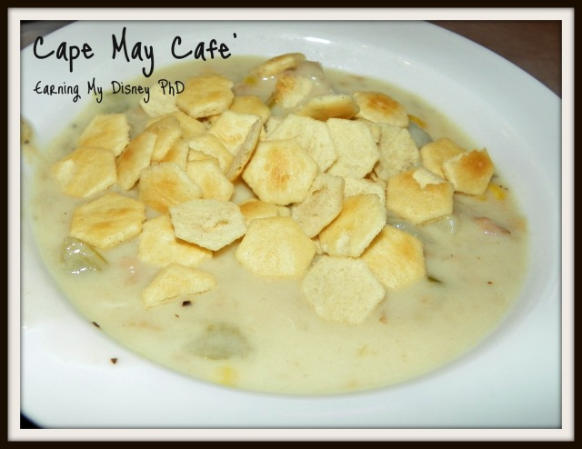 Cape May Cafe New England Clam Chowder